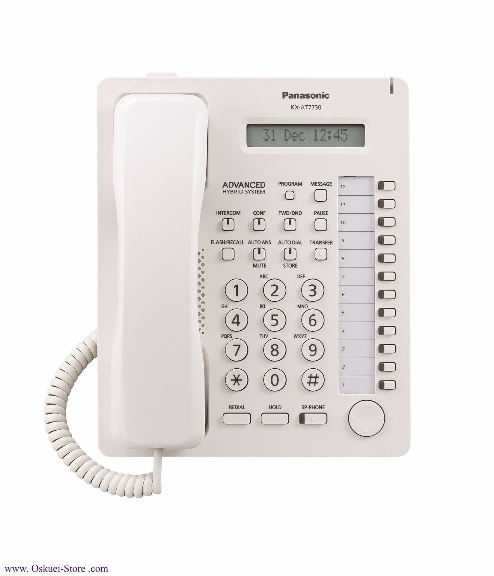 KX-AT7730 گوشی پاناسونيک