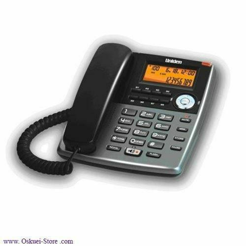 تلفن روميزي يونيدن مدل AS7401