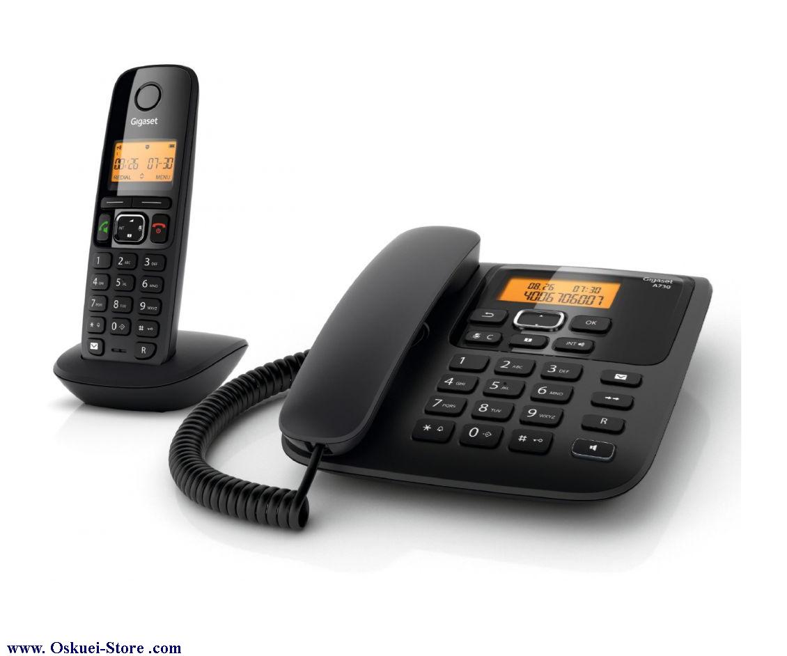 تلفن بی سیم گیگاست مدل A730
