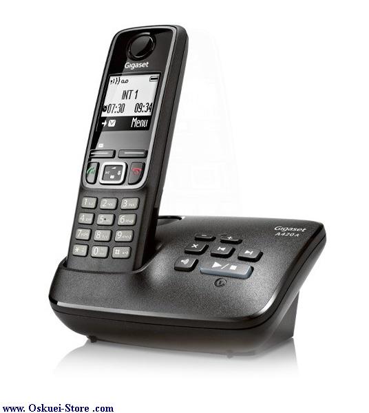 تلفن بی سیم گیگاست مدل A420 AM