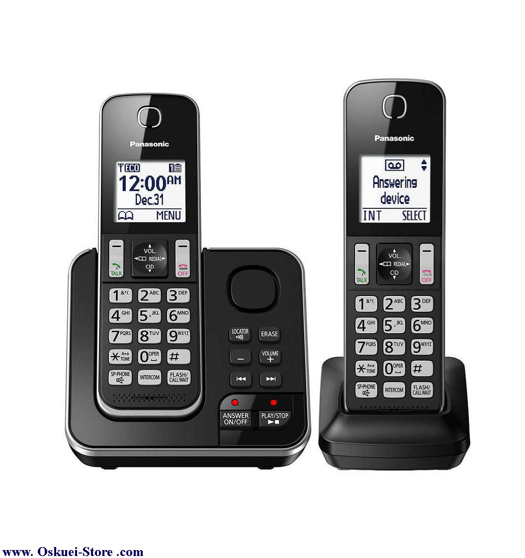 تلفن بی سیم پاناسونیک مدل KX-TG162RB