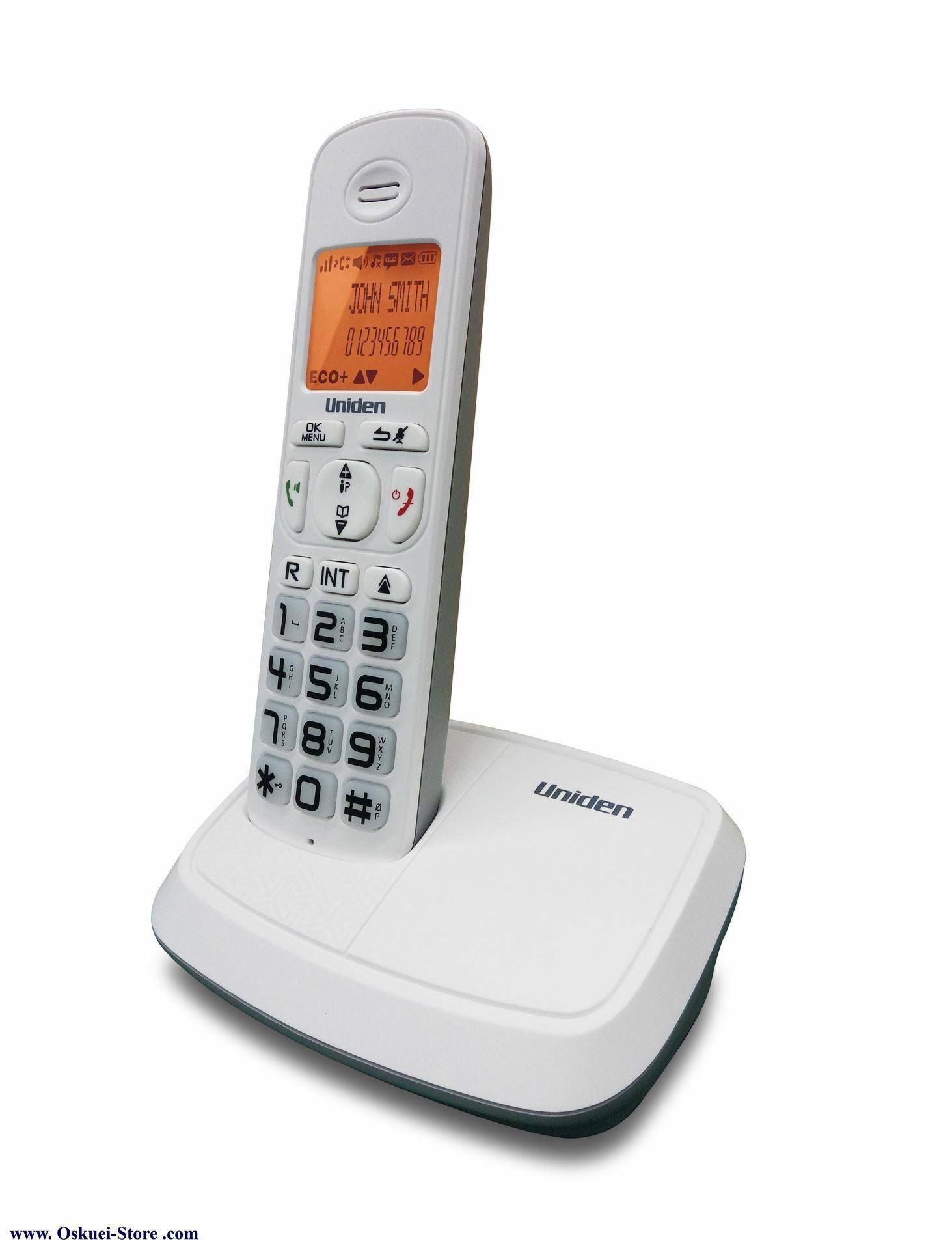 تلفن بيسيم يونيدن مدل AT4103