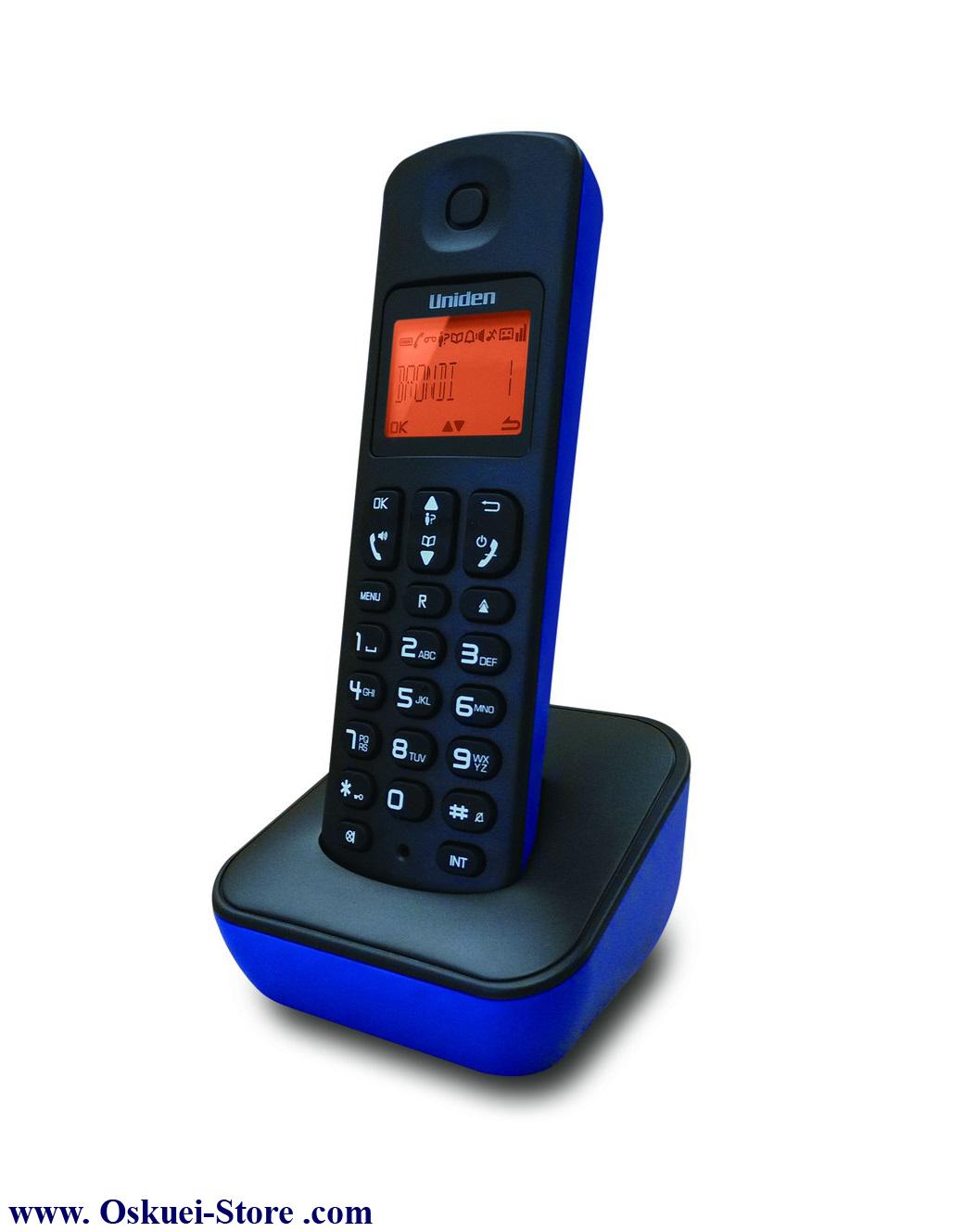تلفن بي سيم يونيدن مدل AT3100