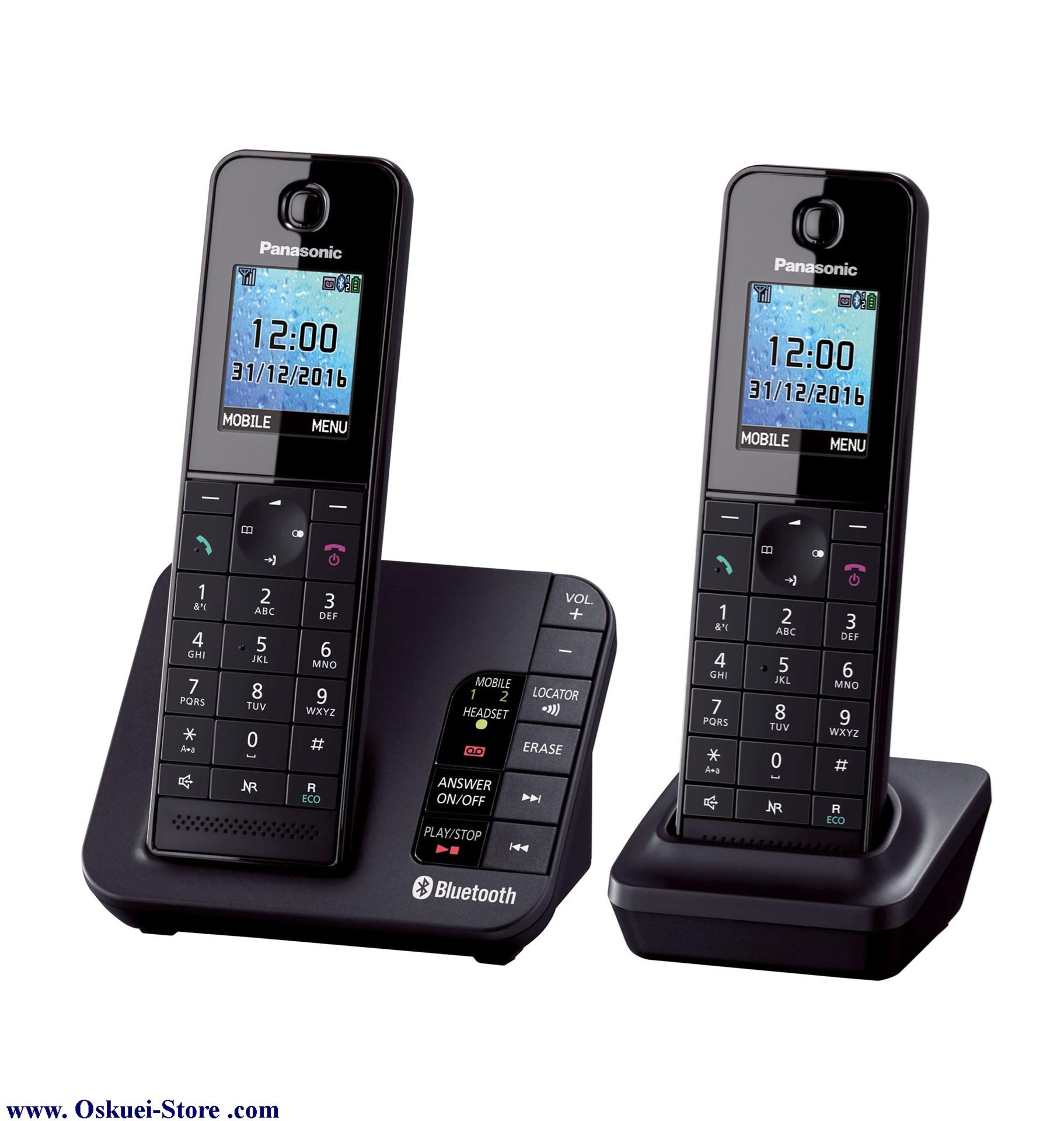 تلفن بي سيم پاناسونيک مدل KX-TGH262 RB