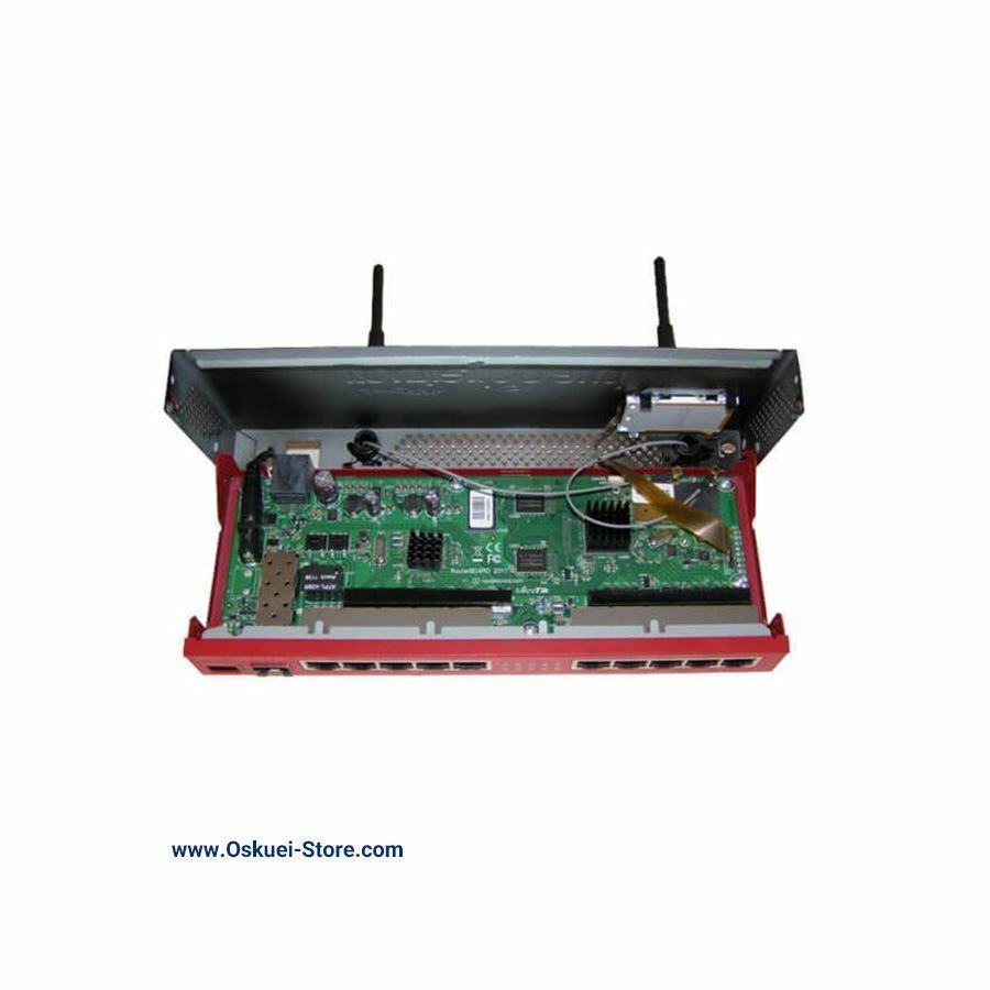 روتر وایرلس میکروتیک RB2011UiAS-2HnD-IN