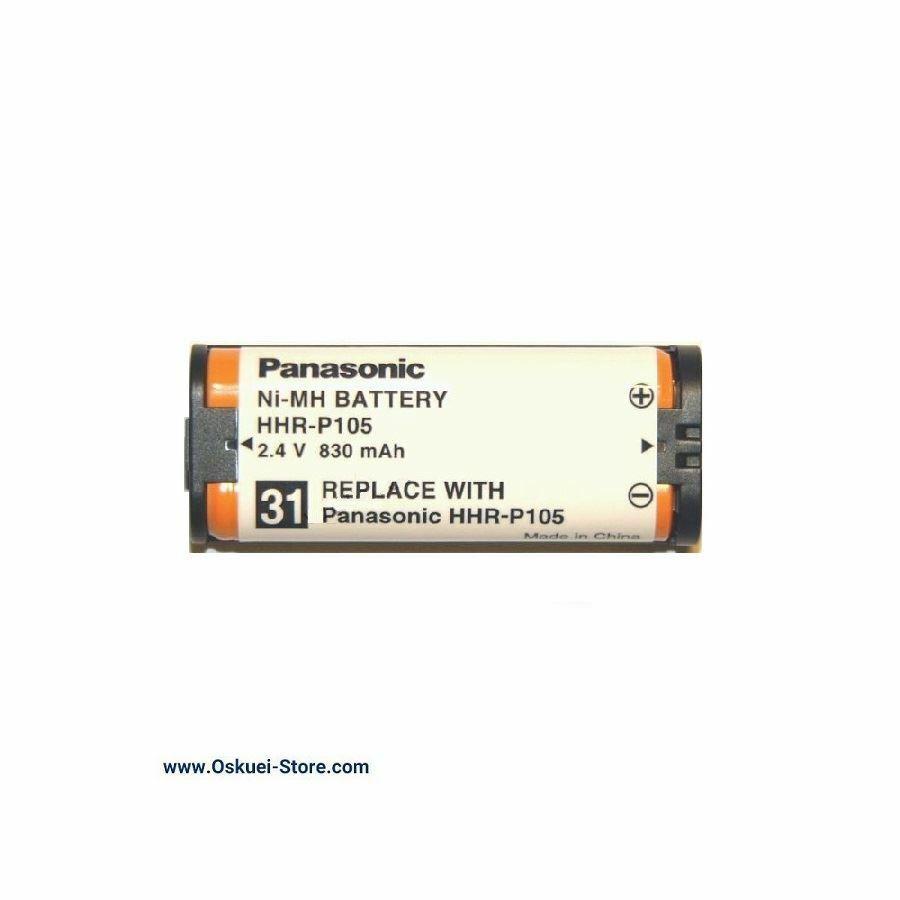 باطری پاناسونيک مدل HHR-P105