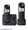 تصویر از تلفن بي سيم پاناسونيک مدل KX-TGL432