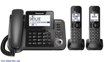 تصویر از تلفن بي سيم پاناسونيک مدل KX-TGF382