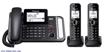تصویر از تلفن بي سيم پاناسونيک مدل KX-TG9582