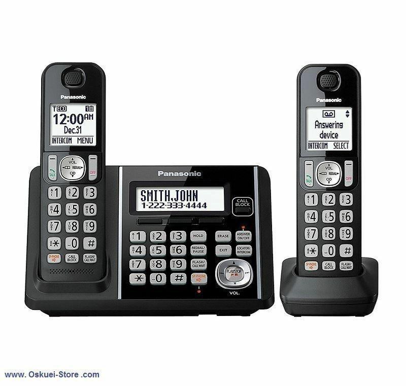 تصویر از تلفن بي سيم پاناسونيک مدل KX-TG3752