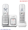 تصویر از تلفن بي سيم پاناسونيک مدل KX-TGD532 RB