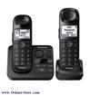 تصویر از تلفن بي سيم پاناسونيک مدل KX-TGL432 RB
