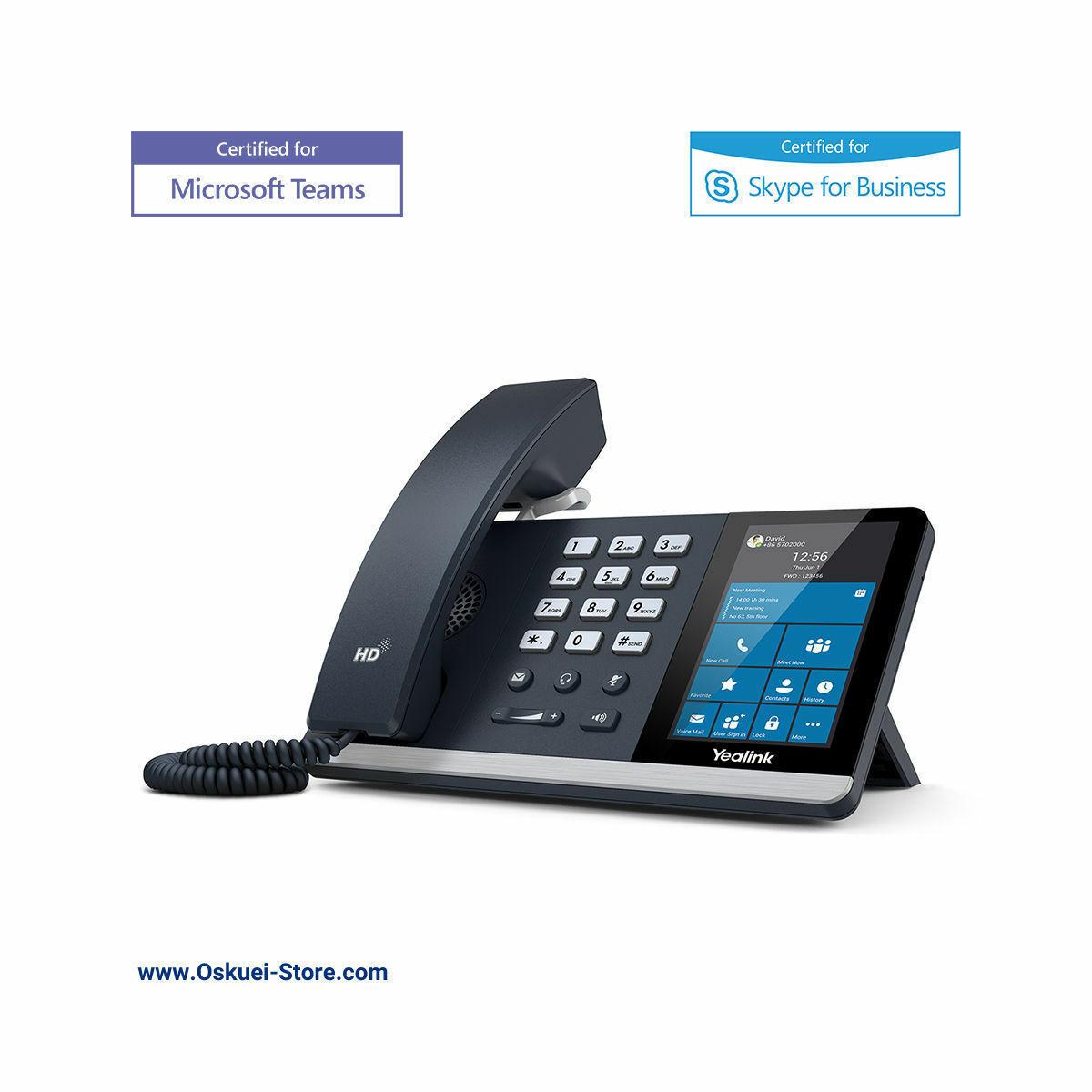 گوشی یالینک T55A   گوشی یلینک T55A   تلفن SIP-T55A
