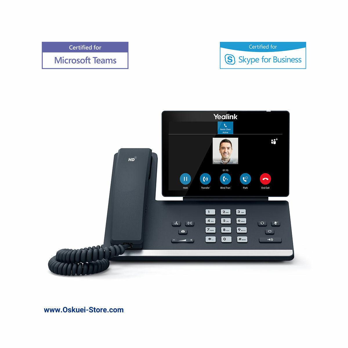 گوشی یالینک T56A   گوشی یلینک T56A   تلفن SIP-T56A
