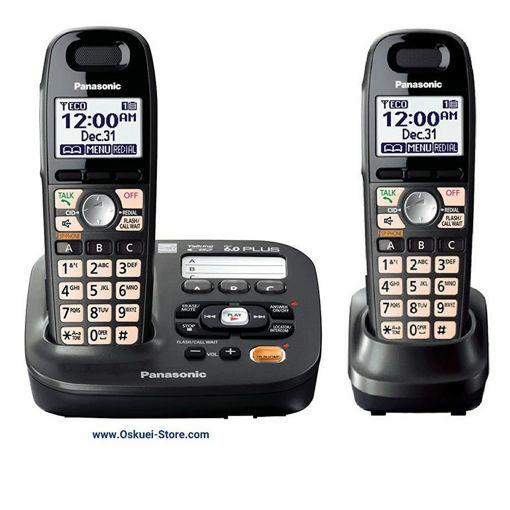 تلفن بي سيم پاناسونيک مدل KX-TG6592
