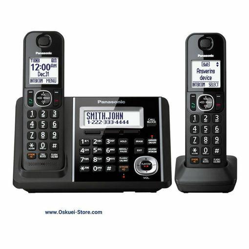 تلفن بي سيم پاناسونيک مدل KX-TGF342