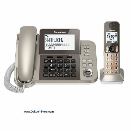 تلفن بي سيم پاناسونيک مدل KX-TGF350