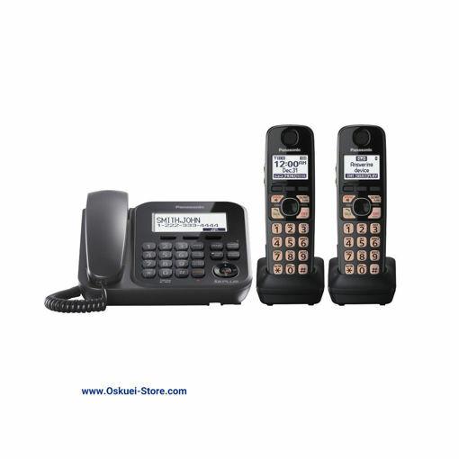 تلفن بي سيم پاناسونيک مدل KX-TG4772 RB