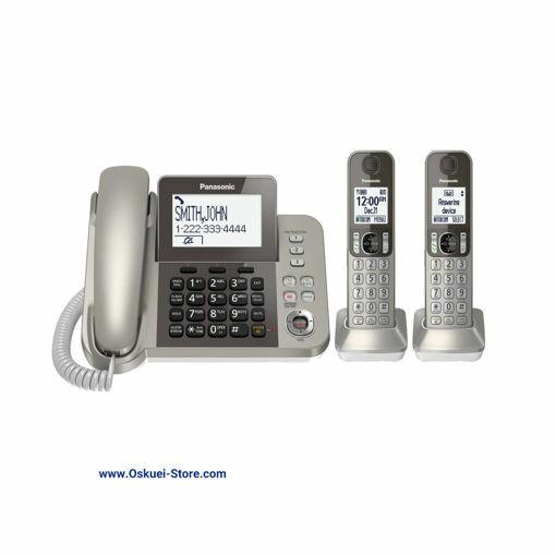 تلفن بي سيم پاناسونيک مدل KX-TGF352 RB