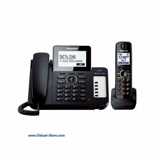 تلفن بي سيم پاناسونيک مدل KX-TG6671