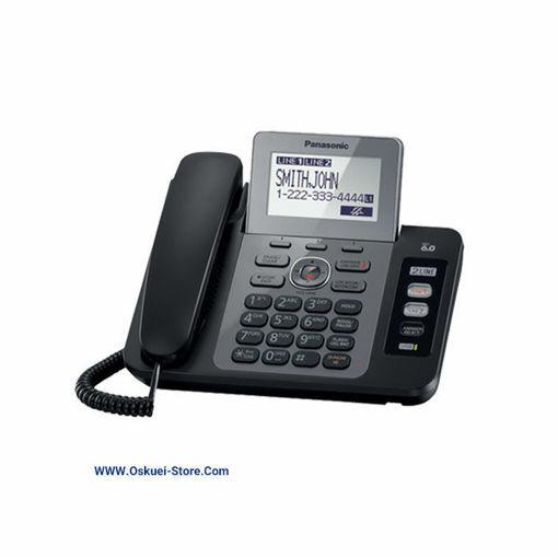 تلفن رومیزی دو خط پاناسونيک مدل KX-TG9470 RB