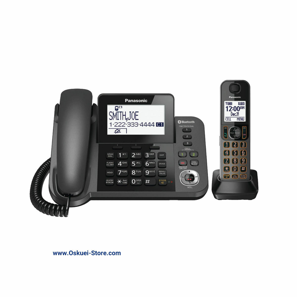 تلفن بي سيم پاناسونيک مدل KX-TGF380