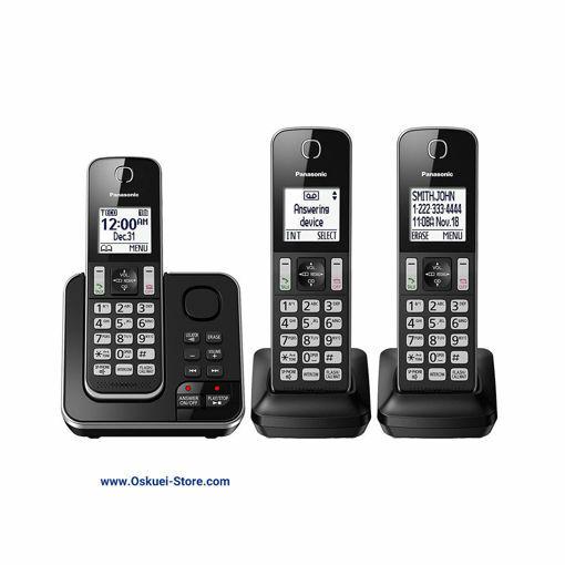 تلفن بي سيم پاناسونيک مدل KX-TGD393 RB