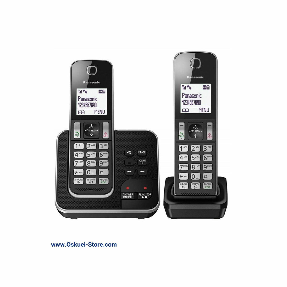 تلفن بي سيم پاناسونيک مدل KX-TGD392 RB