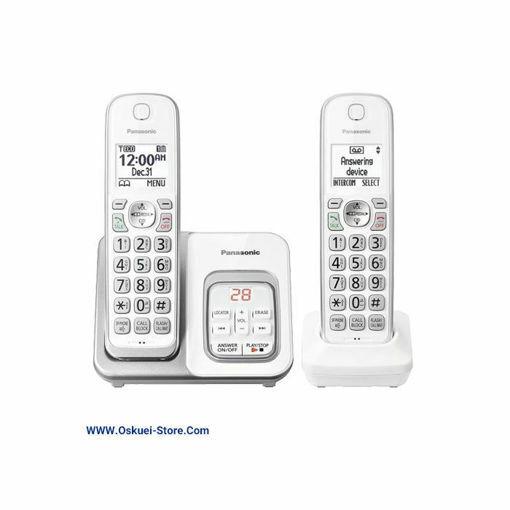 تلفن بي سيم پاناسونيک مدل KX-TGD532 RB