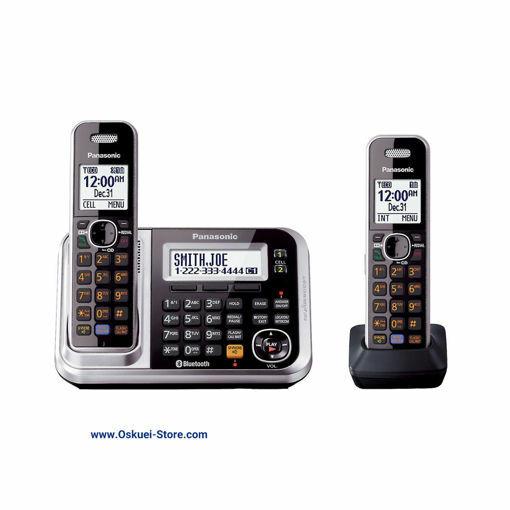 تلفن بي سيم پاناسونيک مدل KX-TG7872 RB