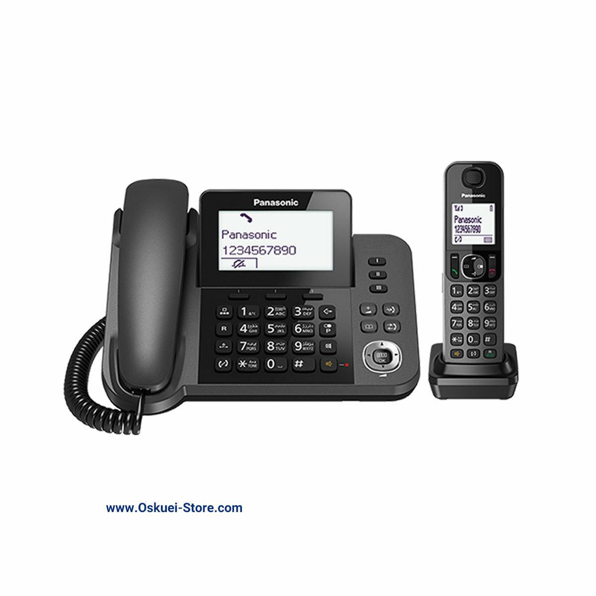 تلفن بي سيم پاناسونيک مدل KX-TGF310