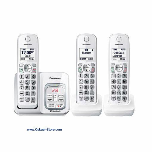 تلفن بي سيم پاناسونيک مدل KX-TGD593 RB