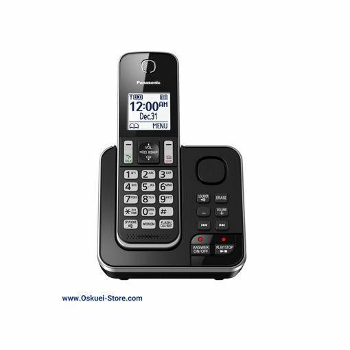 تلفن بي سيم پاناسونيک مدل KX-TGD390 RB