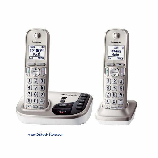 تلفن بي سيم پاناسونيک مدل KX-TGD222 RB