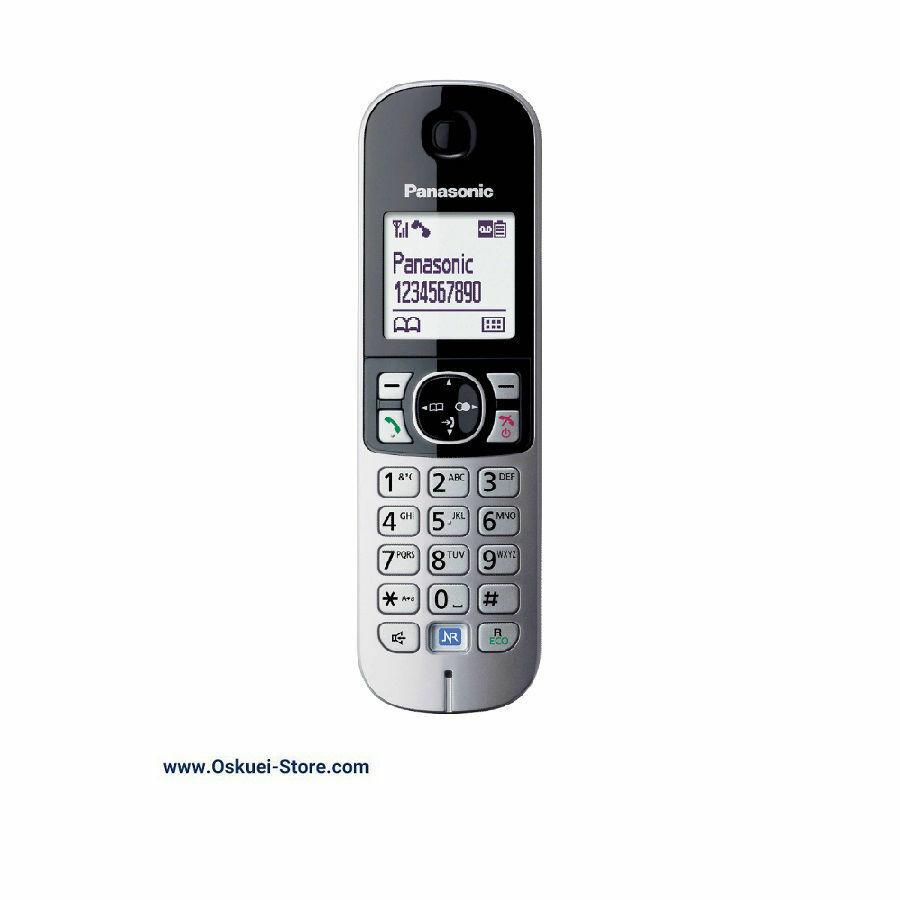 گوشی تک پاناسونیک مدل KX-TGA681BX