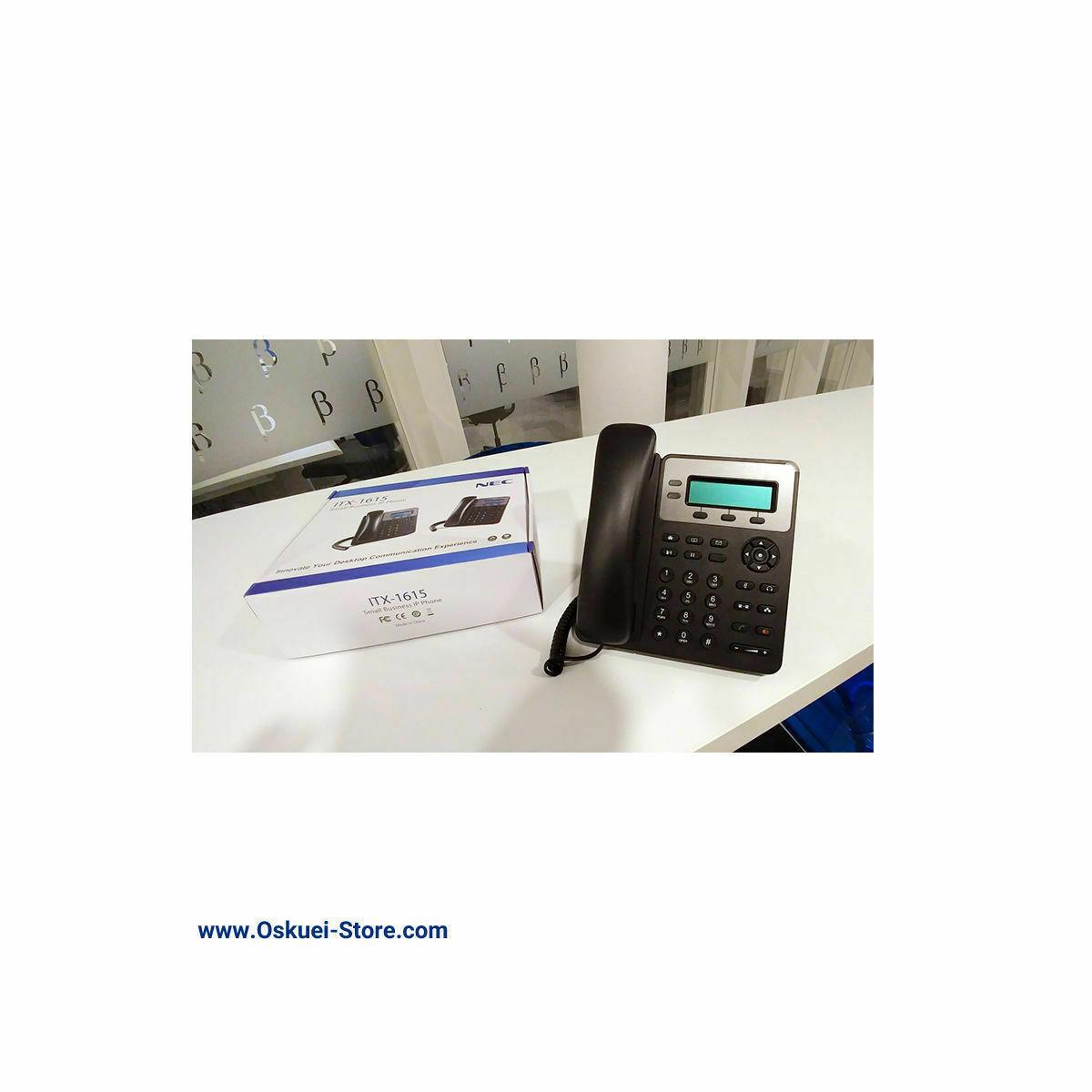 NEC ITX-1615-1W(BK)TEL